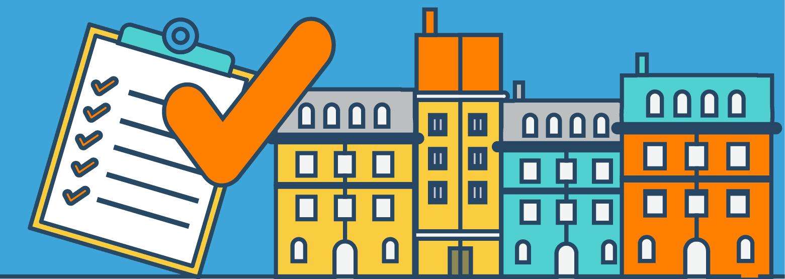 Checkliste Haus und Wohnung