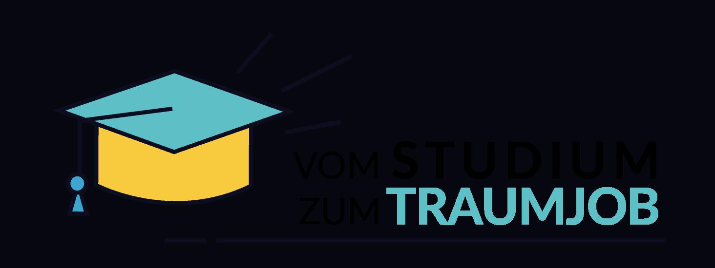 Vom Studium zum Traumjob Logo