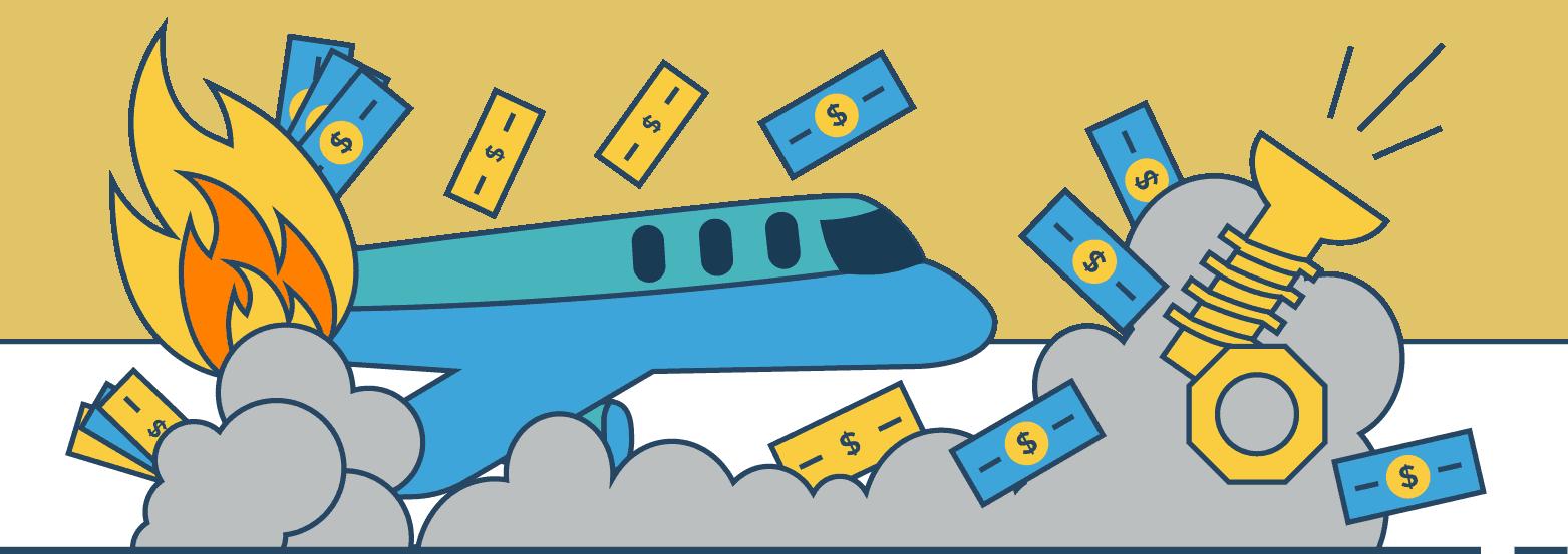 Geld verlieren: staatlich geförderte Zukunftsvorsorge