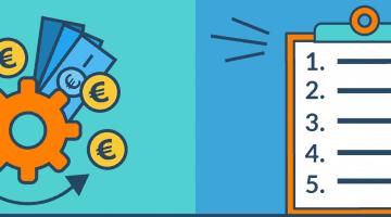5 einfache Schritte Geldanlage