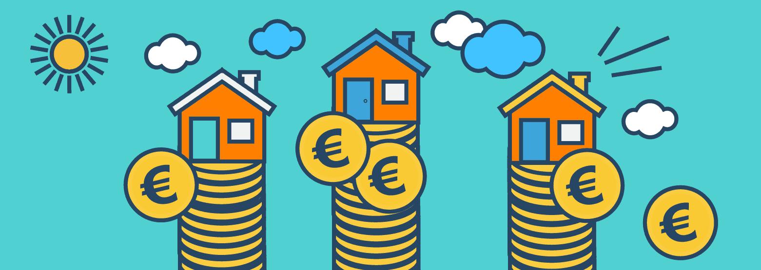 Immobilienpreise steigen immer?