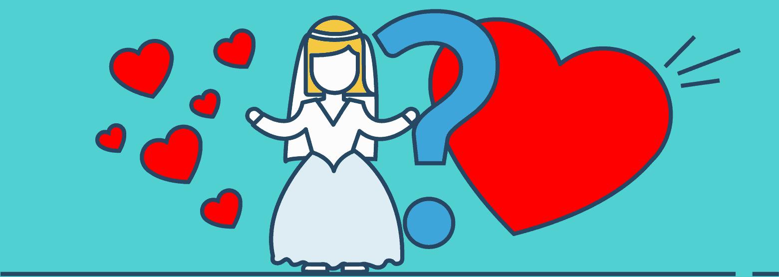 Frage heiraten