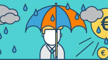 Kosten Versicherung Regenschirm Geld