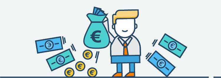 Selber Anbieter Geld verlieren