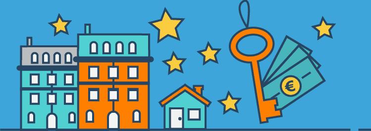 Wohnungskauf oder Hauskauf