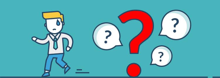 Fehler Jobinterview - Fragen
