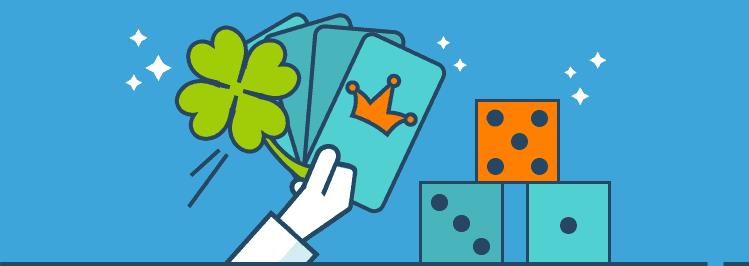 Kleeblatt - Geld anzulegen sollte kein Glücksspiel sein