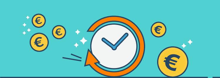 Uhr - Wie lange solltest du jetzt Zeit haben um vernünftig zu investieren?