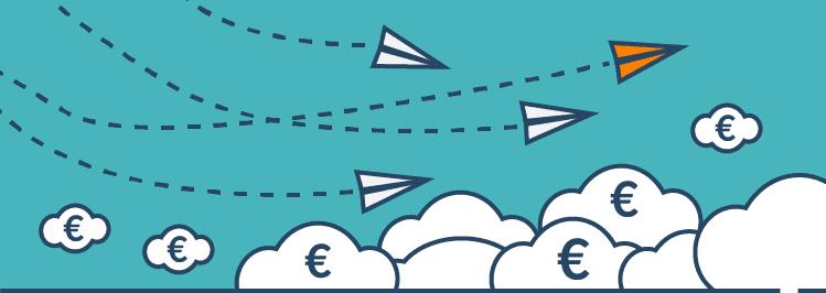 Papierflieger_Finanzielle Freiheit