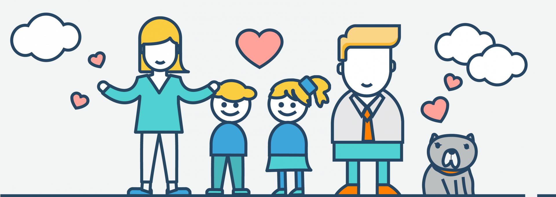 FiP.S Core Values: Wir sind eine Familie