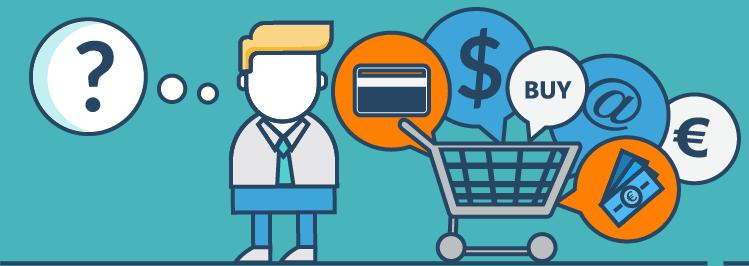 Kaufen nicht kaufen: 3 Fragen stellen