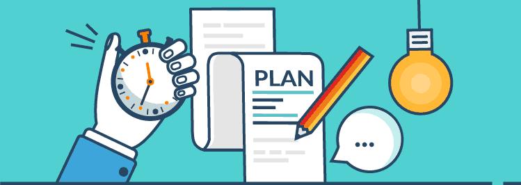 Vorbereitung Gehaltserhöhung Plan