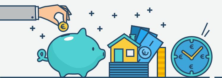 Wieviel Eigenkapital Hauskredit oder Wohnungskredit