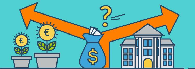 Schulden zurückzahlen oder investieren
