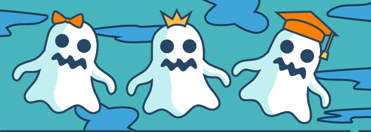 Typische Phantom Erfolge Geister