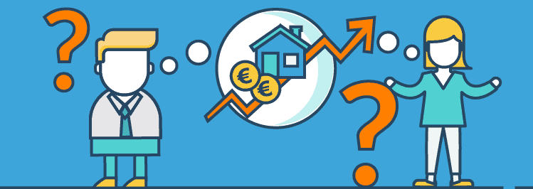 Gedankenblasen: Wieso in Immobilien investieren?
