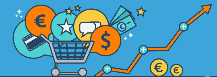 Konsum Einkaufswagen