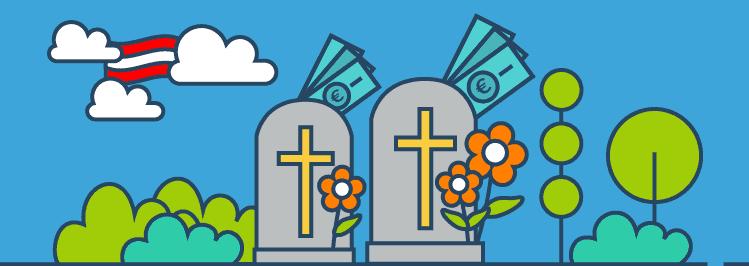 Friedhof: Wofür brauchst du eine Ablebensversicherung ?