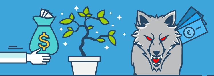 Böser Wolf: Ist eine Krebsversicherung sinnvoll?