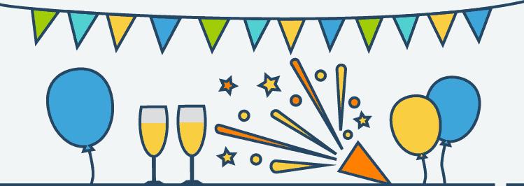 Gratulation Party