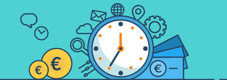 Uhr - Laufzeit Fixzinskredit