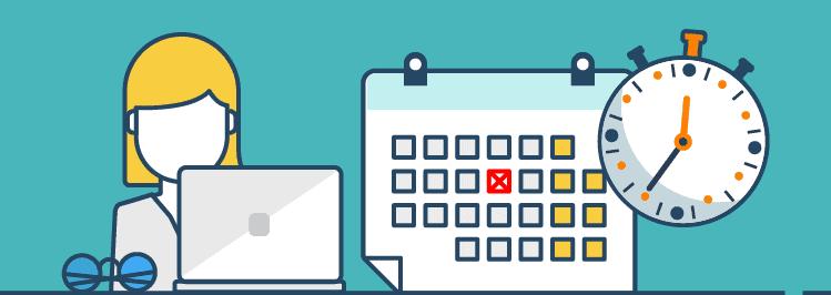 Kalender - Richtiger Zeitpunkt Investmentfonds
