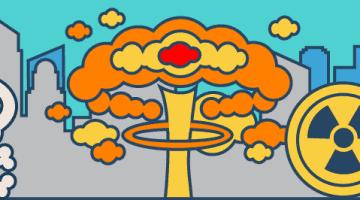 Atompilz - Vorsorge fürs Alter Katastrophe