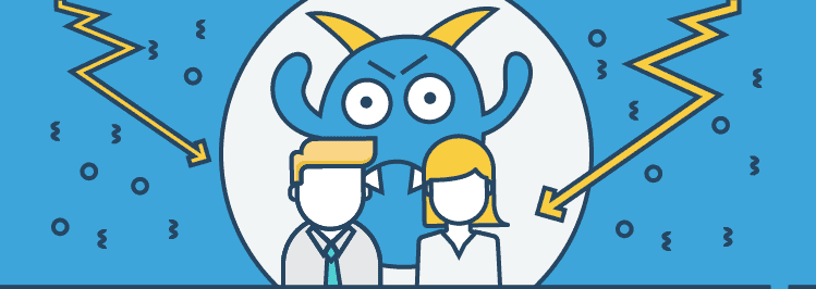 Monster schleicht sich an: Wieso Willenskraft beim Sparen, Investieren und Vorsorgen nicht ausreicht