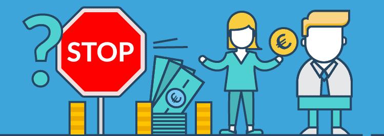 Wie stoppe ich finanzielle Gewohnheiten