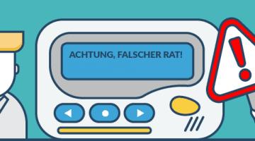 Pager: Achtung falscher Rat, Veraltete Finanzweisheiten