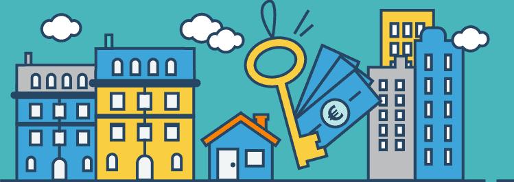 Immobilien - Wohnungen Haus